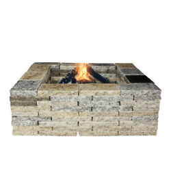 Natural Concrete Products Co Granite Stone Wood Burning Fire pit NCPC1011
