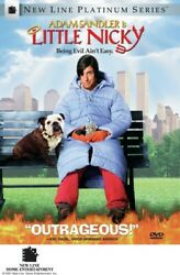 Little Nicky New DVD Subtitled Widescreen $11.61