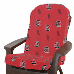 College Covers NCAA South Carolina Outdoor Adirondack Chair Cushion