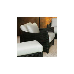 Seasonal Living Plato Lounge Chair with Cushion