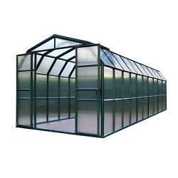 Rion HG7220C Grand Gardener 2 Clear 8 x 20 ft. Greenhouse