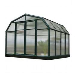 Rion HG7120 Hobby Gardener 2 Twin Wall 8 x 20 ft. Greenhouse