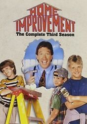 Home Improvement: The Complete Third Season [New DVD] Repackaged $16.89