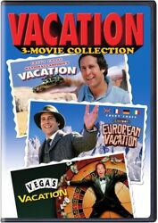 National Lampoon#x27;s Vacation 3 Movie Collection New DVD $10.02