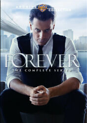 Forever: The Complete Series New DVD $39.04