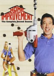 Home Improvement: The Complete Second Season [New DVD] Repackaged $17.85