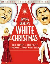 White Christmas (diamond Anniversary - Blu-Ray Region 1 Free Shipping!