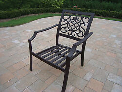 Oakland Living Chat Chair Set of 4