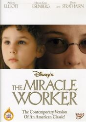 The Miracle Worker New DVD $7.50