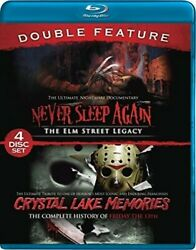 Crystal Lake Memories  Never Sleep Again [New Blu-ray]