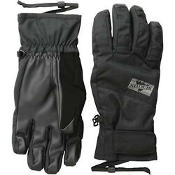 Burton Men Approach Under Gloves S True Black $27.50