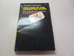 Perry Mason and The Case of the Horrified Heirs Erle Stanley Gardner vintage pb