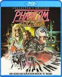 Phantom of the Paradise: Collector#x27;s Edition New Blu ray Collector#x27;s Ed $19.96