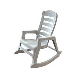 8080-48-3700 WHT Stack Rocking Chair
