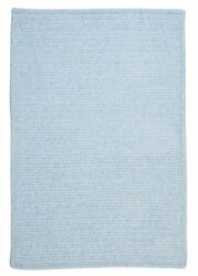 Charlton Home® Gibbons Sky Blue IndoorOutdoor Area Rug