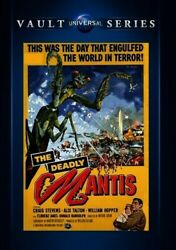 The Deadly Mantis New DVD $15.22