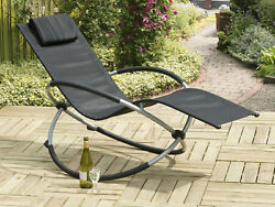 SunTime Outdoor Living Orbit Relaxer Rocking Chair
