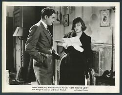 RAY MILLAND MARGARET SULLAVAN in Next Time We Love '36 GLOVES FIREPLACE