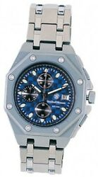 Smith amp; Wesson SWW 10 BLUE Titanium Chronograph Watch $99.99