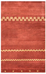 Rizzy Rugs Brown Contemporary Rustic Vintage Blocks Area Rug Abstract MV3160 $692.99