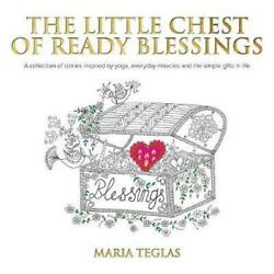 The Little Chest of Ready Blessings by Maria Teglas English Paperback Book Fre $18.28