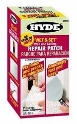 Wet and Set Contractor Roll Wall and Ceiling Repair Patch Perfectly Cover Holes $28.95