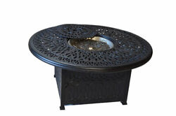 Darby Home Co Kristy Propane Fire Pit Table DBYH7958
