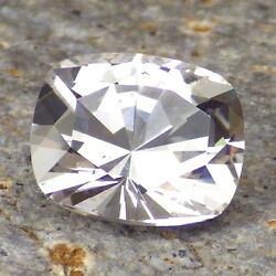 DANBURITE-MEXICO 4.77Ct CLARITY VVS2-PERFECT FACETING-FOR TOP JEWELRY! $79.00