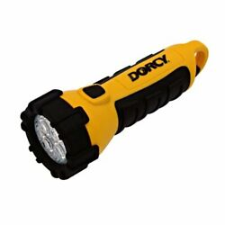 Dorcy 41 2510 Incredible Floating Flashlight LED AA Plastic Rubber $18.19