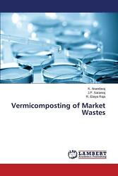 Vermicomposting of Market Wastes by Anandaraj K. English Paperback Book Free S $50.35