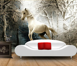3D Horse picture Animal 1168 Wall Paper Wall Print Decal Wall Deco AJ WALLPAPER