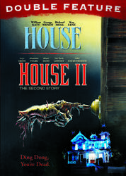 House Double Feature [New DVD] $11.12