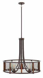 17 Stories Fifi 5-Light Outdoor Pendant