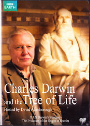 Charles Darwin and the Tree of Life (DVD 2009) New