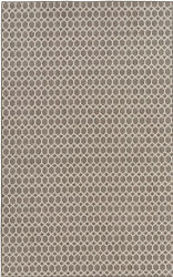 Wrought Studio Tunley Brown IndoorOutdoor Area Rug