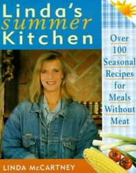 Linda#x27;s Summer Kitchen by McCartney Linda Paperback Book The Fast Free Shipping $8.70