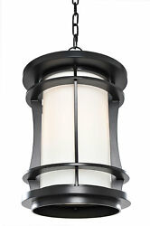 Kalco Mason 1-Light Outdoor Pendant