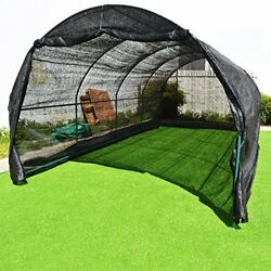 0.8 Ft. W x 1.7 Ft. D Outdoor Gardening Commercial Greenhouse
