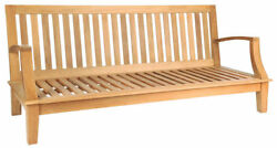 HiTeak Furniture Grande Teak Garden Bench