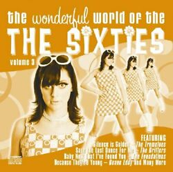 Various Artists - The Wonderful World of the Sixtie... - Various Artists CD 4IVG