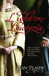 Light on Lucrezia: (Lucrezia Borgia) by Plaidy Jean Paperback Book The Fast