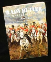 Lady Butler Battle Artist 1846-1933 by Spencer-Smith Jenny 0862993555 The Fast