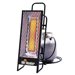 Mr. Heater Heavy Duty 35000 BTU Radiant Propane Portable Work Job Site Heater