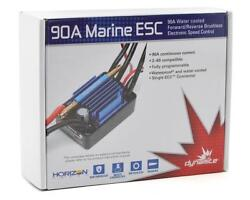 Dynamite 90A 90 Amp Brushless Waterproof Marine Boat RC ESC 2 4S DYNM3870 $112.95