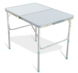 Folding Table 3#x27; Portable Plastic Indoor Outdoor BBQ Picnic Party Camp Tables $30.85