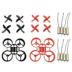 RC Quadcopter Frame Propellers CW CCW Motor Kit for H36 RC Drone Parts $16.14