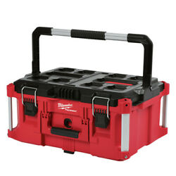 Milwaukee 48 22 8425 PACKOUT Large Tool Box New $68.10