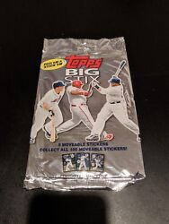 TOPPS BIG STIX UNOPENED PACKAGE