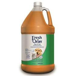 LAMBERT KAY  PBI GORDON FRESH 'N CLEAN FLEA & TICK CONDITIONING SHAMPOO 1 GAL