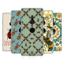 HEAD CASE DESIGNS INSECT PRINTS SOFT GEL CASE FOR SONY PHONES 1 $10.38